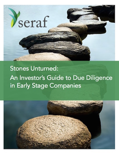 Due Diligence Guide for Early Stage Investors